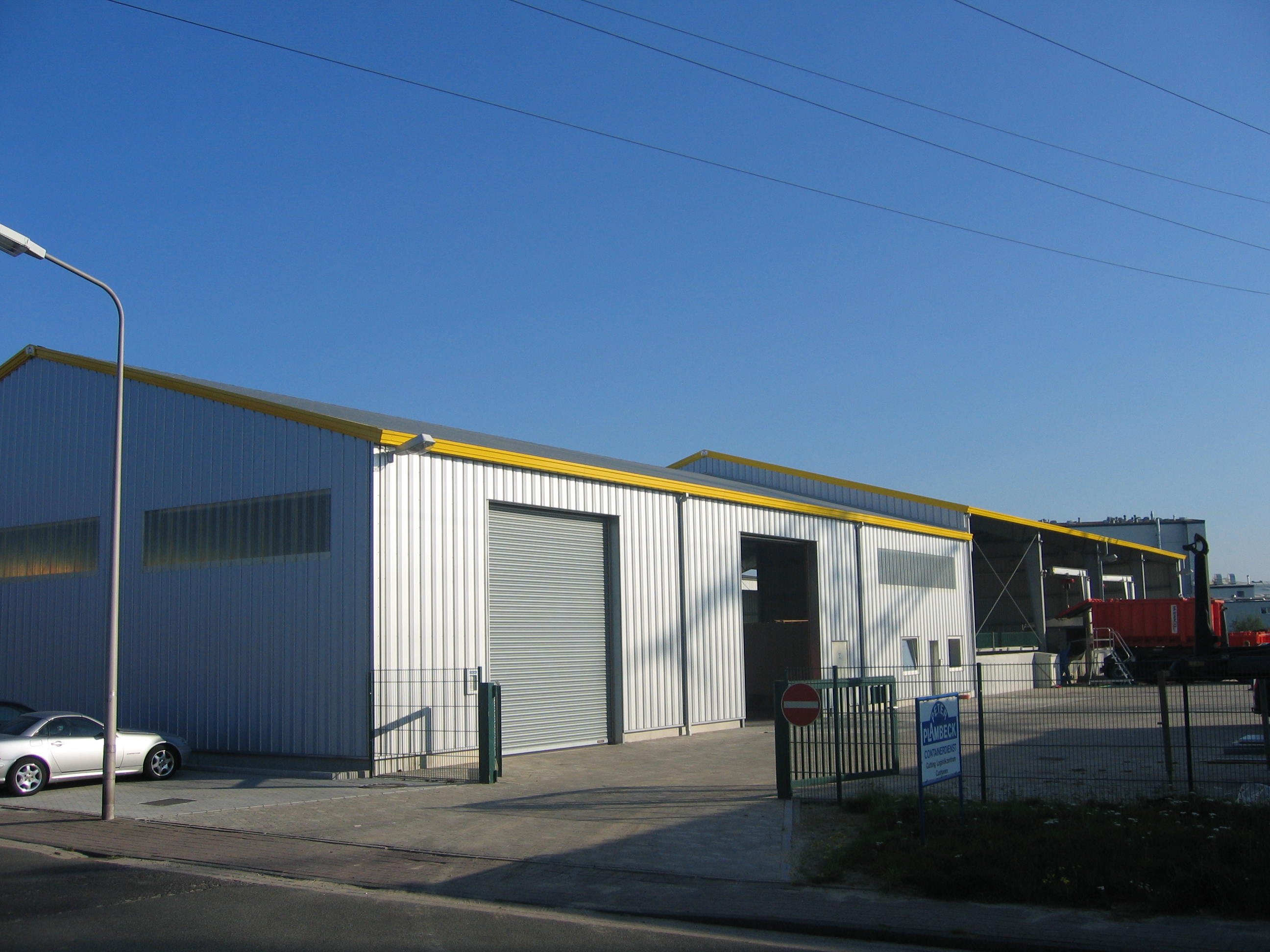 Cutting Logistikzentrum in Betrieb genommen