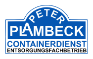 Peter Plambeck Containerdienst GmbH
